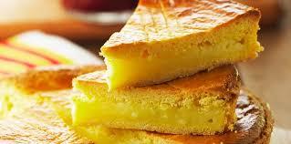 cuisine basque recettes gâteau basque pas cher recette sur cuisine actuelle