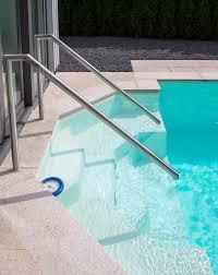 pool treppe treppen und leitern für pools als poolzubehör für ihren pool