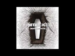 Magnetic Album Metallica My Apocalypse