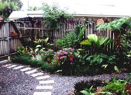 eksterior design low maintenance back garden physical challenges