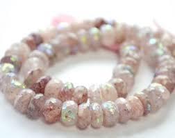 Handcrafted Handmade Semiprecious Gemstone Beaded Russian Gemstone Etsy