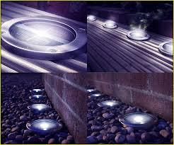 solar powered decking lights uk home design ideas