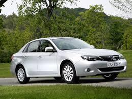 subaru exiga 2016 subaru impreza generations technical specifications and fuel economy