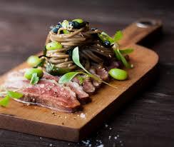 recettes de cuisine japonaise recette tataki de magret de canard du chef alexandre gosselin pour