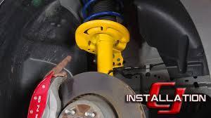 mustang struts 2015 2017 mustang v6 ecoboost gt koni shock and strut adjustable