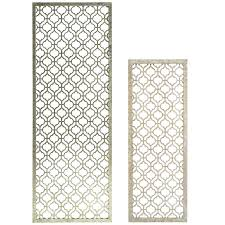 trellis metal wall panels pier 1 imports
