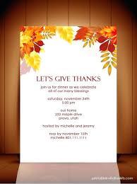 thanksgiving invitation potluck cogimbo us