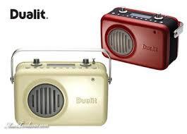radio cuisine dualit dab kitchen radio cuisinez en musique maxitendance