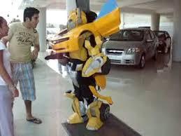 halloween costume bumblebee transformers