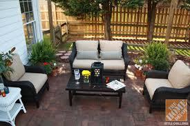Home Depot Patio Designs Wonderful Homedepot Patio Furniture Backyard Design Plan Home