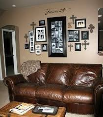 My Home Decoration 25 Best Cross Wall Collage Ideas On Pinterest Rustic Office