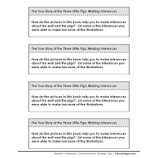 true story pigs lesson plans u0026 activities package