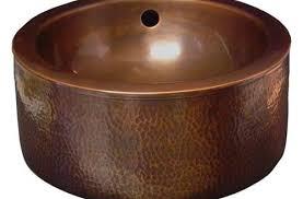 copper vessel sinks ebay sophisticated copper vessel sink of sinks bathroom vena gozar home