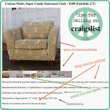How Not To Get Flagged On Craigslist A Thrifter In Disguise Tips For Selling On Craigslist