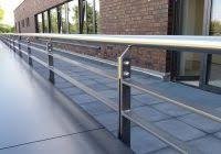 treppen und gelã nder absturzsicherung geländer din metallbau etawa zwickau treppen