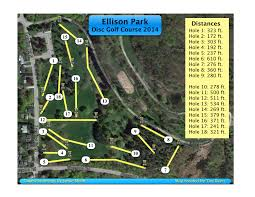 City Park New Orleans Map Parks Ellison Park Monroe County Ny
