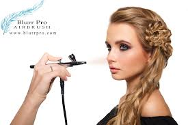 blurr pro mineral based airbrush makeup youtube