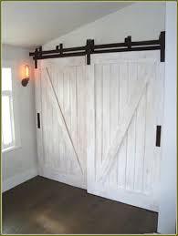 Door Closets Impressive Design 24 Inch Sliding Closet Doors Barn Door Tutorial