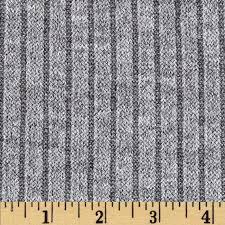 telio chalet sweater knit grey discount designer fabric fabric