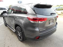 used lexus suv texas 2017 toyota highlander se in texas for sale 35 used cars from