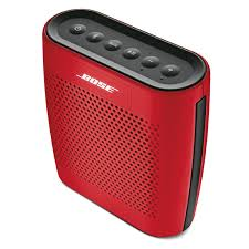 Living Room Bluetooth Speakers Portable Bluetooth Speaker Kmart Com Lyrix Remixx Wireless Red