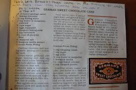 german chocolate cake recipe speckled hen