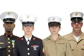 military style snafus girly marine hats and camo spurs uniforms gq
