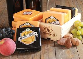 wisconsin cheese gifts cheddar flight gift crate