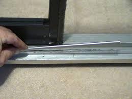 Patio Sliding Door Installation Fabulous Patio Sliding Door Repair Removing Patio Sliding Door And