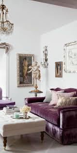 Living Room With Purple Sofa Green And Purple Bedroom Colour Scheme Purple Sofa Living Room