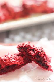 red velvet gooey cookies mandy u0027s recipe box