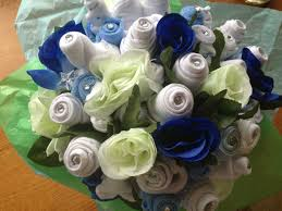 baby clothes bouquet youtube