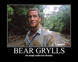 Meme Bear Grylls - image 71076 bear grylls better drink my own piss know your meme