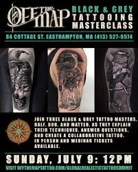 Off The Map Tattoo Off The Map Tattoo New England Events Off The Map Tattoo