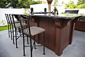 naturekast outdoor summer kitchen cabinet gallery u2014 kitchen u0026 bath
