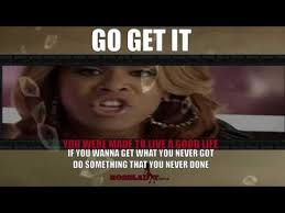 Mary Meme - bossladyisms video quote meme mary mary go get it youtube