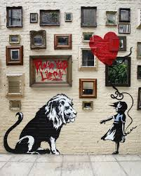 collector says banksy mural cursed his house huffpost