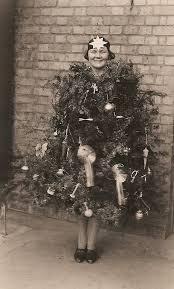 sawtry w i party fancy dress first prize christmas tree f