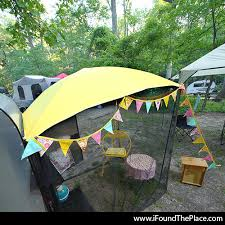 Awning Diy I Found The Place Formerly The Flirty Blog How To Sew A Diy