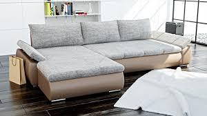 Wohnzimmerschrank Mit Bettfunktion Wohnlandschaft L Form Harzite Com