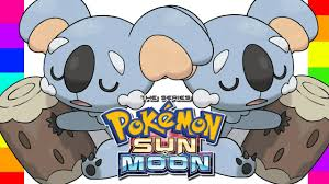 coloring komala disney xd pokemon go sun and moon coloring pages