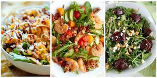 Best Salad Recipes 22 Best Salads For Dinner Easy Recipes For Hearty Salads