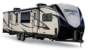 Travel Trailers With King Bed Slide Out Denali Travel Trailer Rv Sales 6 Floorplans