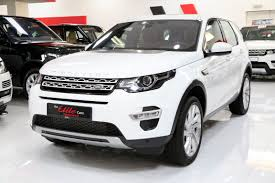 land rover discovery 2016 white land rover discovery sport hse luxury 2016 the elite cars for