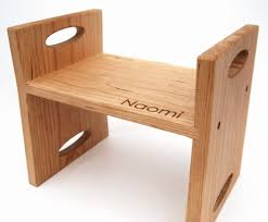 modern kid furniture personalized modern kids step stool ukkies pinterest modern