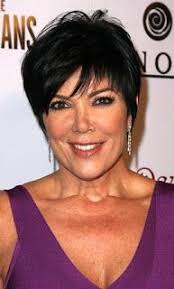kris jenner haircut side view kris jenner haircuts side view to curl or not to curl