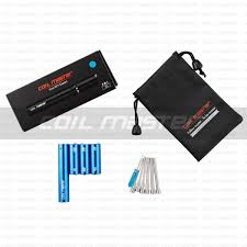 Authentic Coil Master Vape Pouch coil master coiling kit v3 coil master