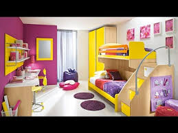 Interior Design Childrens Bedrooms With Bright Cheerful Colours - Interior design childrens bedroom