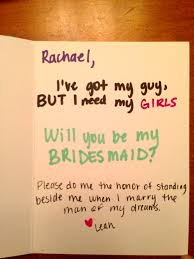 bridesmaids asking ideas asking your bridesmaids it girl adventure