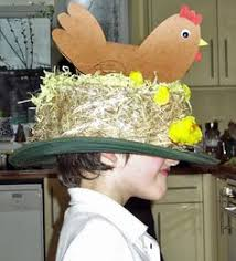 Cheap Easter Bonnets To Decorate by Easter Hat For Kids Easter Hat Parade Straw Hat From Michael U0027s